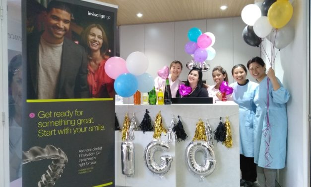 On Friday 26th October, Chats Dental held our Invisalign Go launch party!