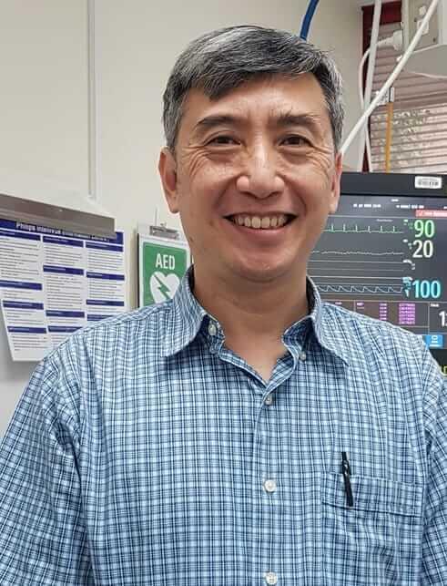 Dr Luke Leung